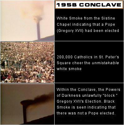 Cardinal Siri, a True Pope.