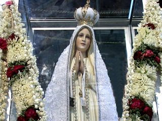 Our Lady of Fatima, Queen of the Most Holy Rosary